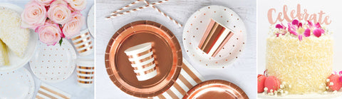 Rose Gold by illume Partyware