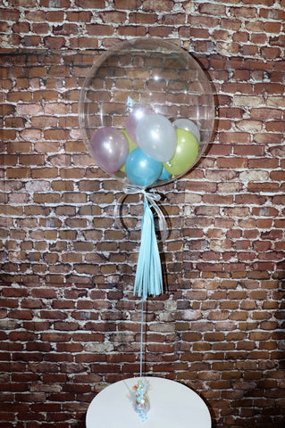 Pastel Gumball Bubble Balloon