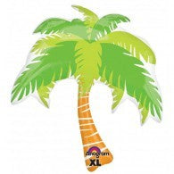 Palm Tree Foil Supershape Balloon #28950