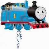 Thomas the Tank Foil Supershape Balloon #06966