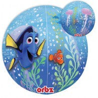 Dory See-Thru Orbz Balloon #32313