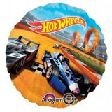 Hot Wheels Foil 43cm Racer Balloon #32013