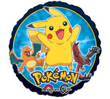 Pokemon Cha Group Foil Balloon #29461