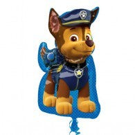 Paw Patrol Foil Chase Supershape Balloon #34495