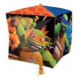 Teenage Mutant Ninja Turtles Cubez Foil Balloon #28448