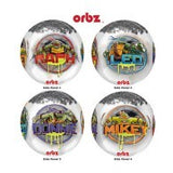 Teenage Mutant Ninja Turtle  Foil ORBZ Balloon #34704