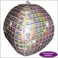 Disco Ball Foil Supershape Balloon #18031