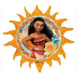 Disney Moana Foil Sun Design Balloon #34688