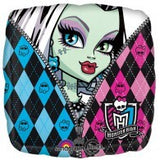 Monster High Character Square 45cm Foil Balloon #22547
