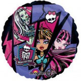 Monster High Group 45cm Foil Balloon #28915