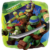 Teenage Mutant Ninja Turtle Foil 43cm Balloon #26429