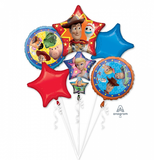 Toy Story 4 Foil Balloon Bouquet Kit #39515