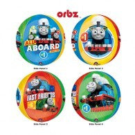 Thomas The Tank Engine Foil Orbz Balloon #35279