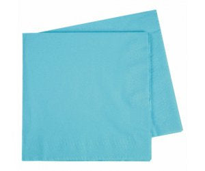Baby Blue Napkin Dinner 2ply 40pk