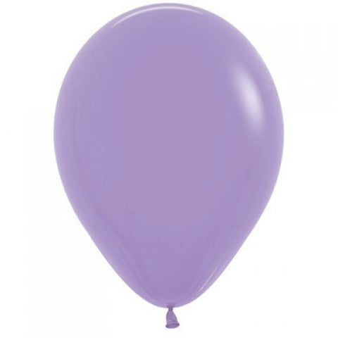 Balloon Standard Lilac #050 Latex 30cm Balloon