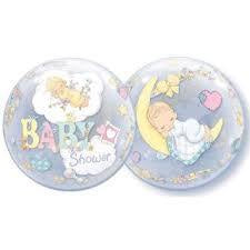 Baby Shower Bubble Balloon #27567