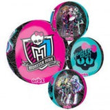 Monster High Shape Orbz Balloon #28396