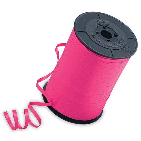 Magenta Curling Ribbon (Fuchsia) 500yd
