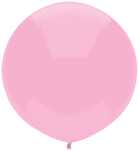 BSA Balloon 17inch Real Pink 50pk
