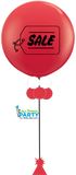 SALE Giant Red Balloon