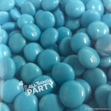 Baby Blue Chocolate Buttons 1kg