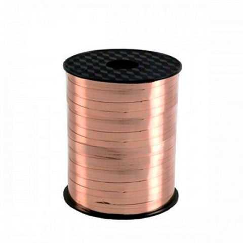 Rose Gold Curling Ribbon 225m