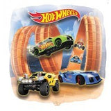Hot Wheels Foil Supershape Racer Balloon #32015