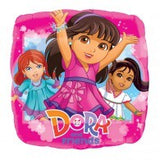 Dora and Friends Foil 43cm Balloon #30049