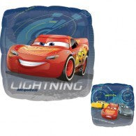 Disney Cars 3 Foil 43cm Balloon #35364
