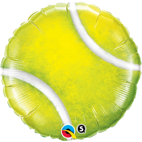 Tennis Ball Foil 45cm Balloon #21893