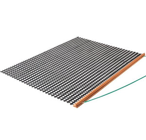 double layer net drag mat