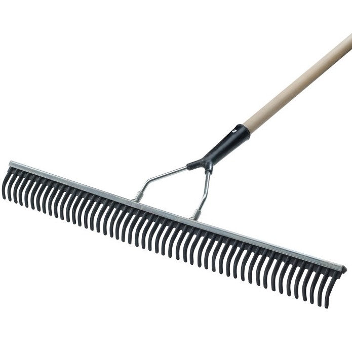 RUBBER RAKE for Synthetic Courts