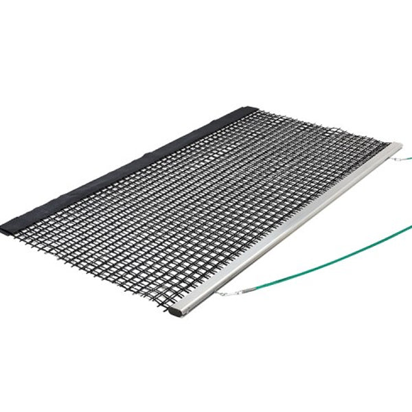 Clay Court DRAG MAT ALU - Double Layer