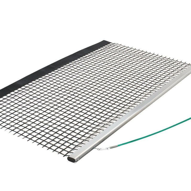 Clay Court DRAG MAT ALU - Single Layer