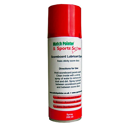 LUBRICANT Spray for Match Pointer
