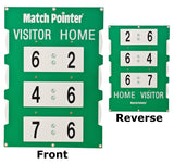 Double Sided Tennis Scoreboards