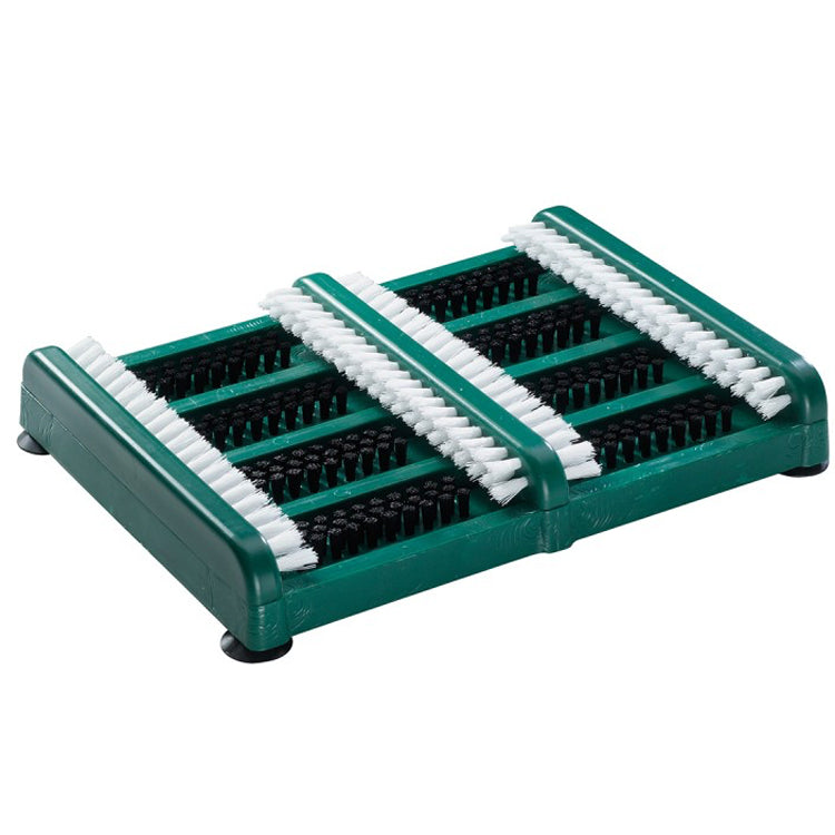 SHOE SCRUB PVC Plastic Brush Tray