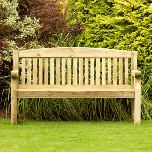 WHITEWOOD Court Bench