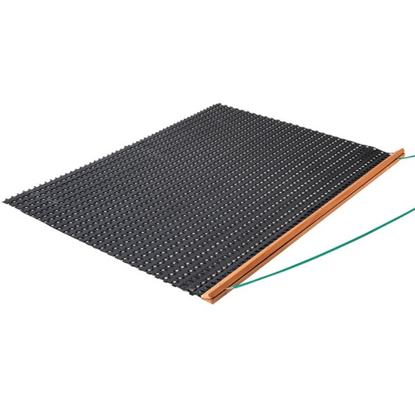 Clay Court DRAG MAT WOOD - Double Layer