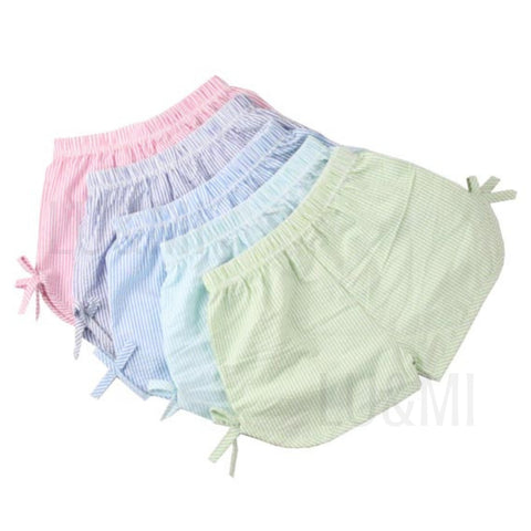 Side Bow Shorts