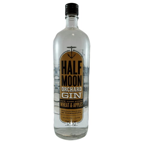 Tuthilltown Half Moon Gin Bottle