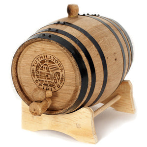 Tuthilltown Branded Cocktail Aging Barrel