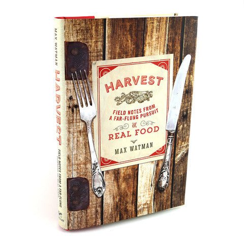 Book - Harvest Pursuit of Real Food