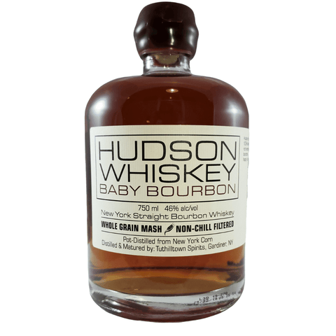 Hudson Whiskey Baby Bourbon 750ml Bottle