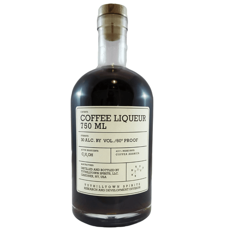 Tuthilltown Coffee Liqueur 750ml Bottle