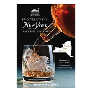 Book - New York Craft Spirits Boom