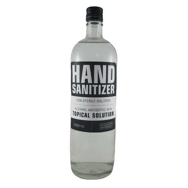 Hand Sanitizer 1 Liter Bottle