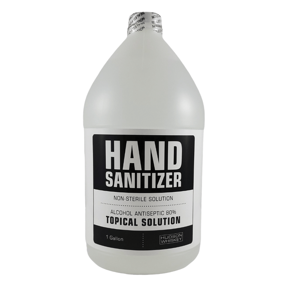 Hand Sanitizer 1 Gallon Bottle