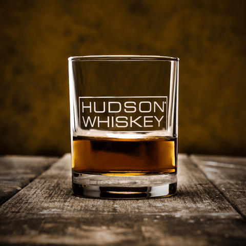 Hudson Whiskey Rocks Glass