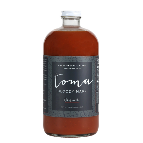 Toma Bloody Mary Mix Original 32oz Bottle